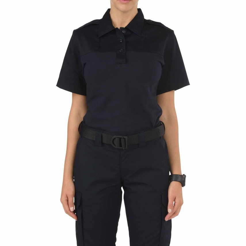 5.11 Tactical Women's S/S Rapid PDU Black