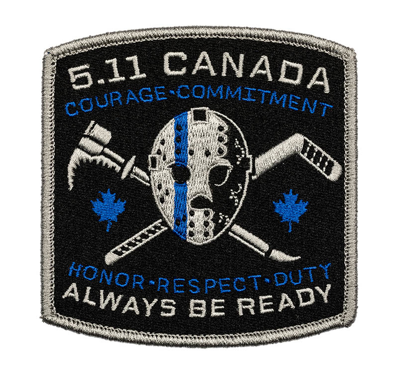 5.11 Tactical Hockey TBL Patch