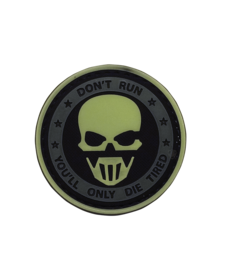 Don't Run-Morale Patch