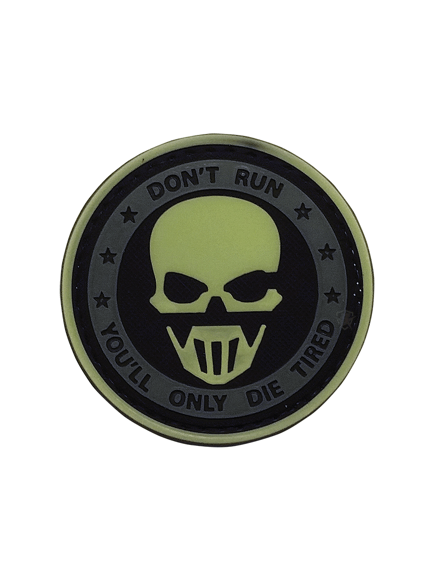 5ive Star Gear Don't Run-Morale Patch