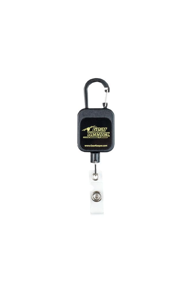 Gear Keeper Super Badge Retractor - Carabiner