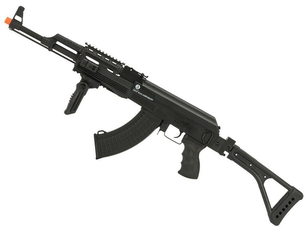 Cybergun Kalishnikov Fully Licensed AK47 60th Anniversary Edition