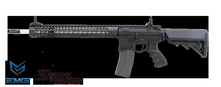G&G Armament AR15 SBR8 Seekins Precision Licenced