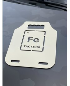 Fe Tactical Training Plates