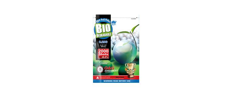 G&G Armament Bio BB -1Kg Bag