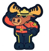 5.11 Tactical Moose Mountie Patch