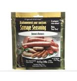 Wild West Seasonings Bratwurst Sausage Seasoning 226g
