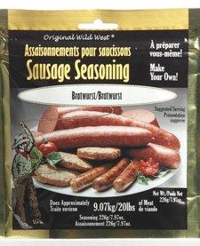 Bratwurst Sausage Seasoning 226g