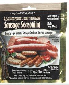 Country Style Summer Sausage Seasoning 208g