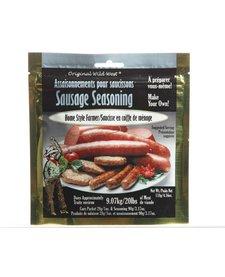 Home Style Farmer Sausage Seasoning 118g
