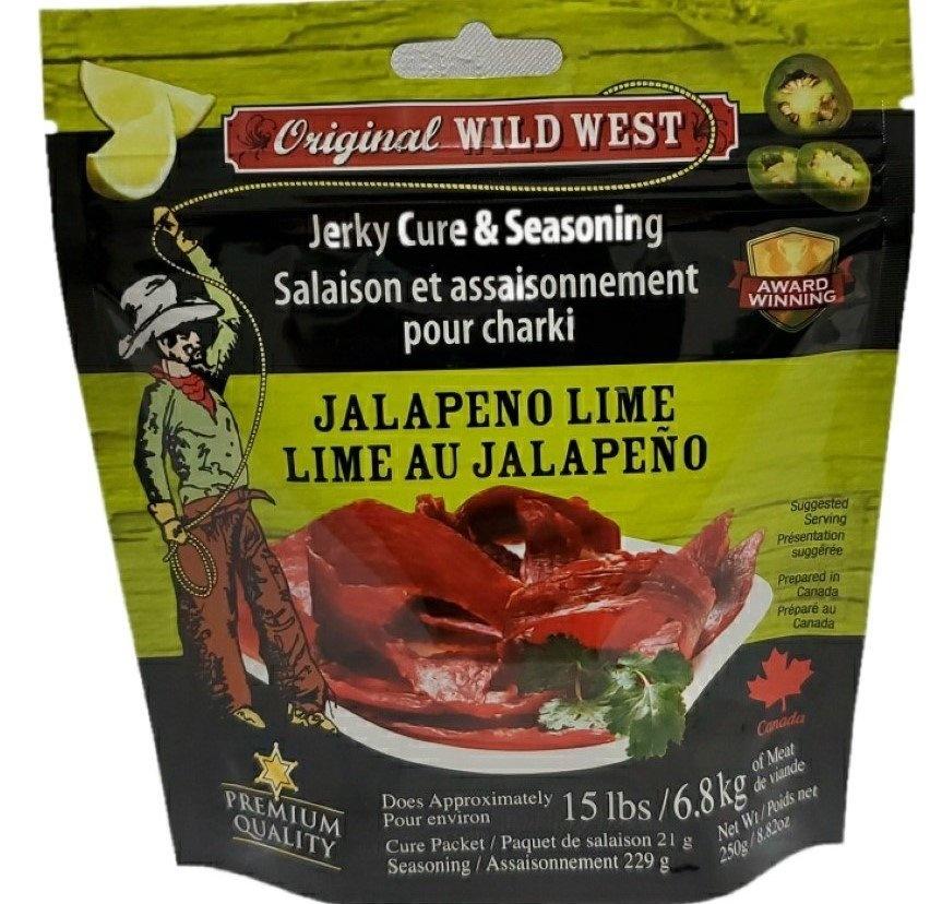 Wild West Seasonings Jalapeno Lime Seasoning 250g