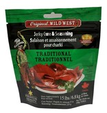 Wild West Seasonings Traditional Jerky Seasoning 250g
