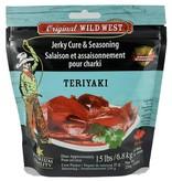 Wild West Seasonings Teriyaki Jerky Seasoning 250g
