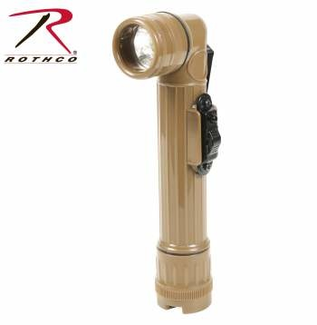 Rothco D-Cell Angle Flashlight