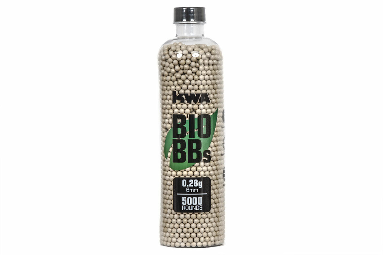 KWA Bio BBs - 0.28g - 5K Bottle