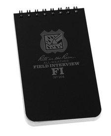 field Interview Notebook