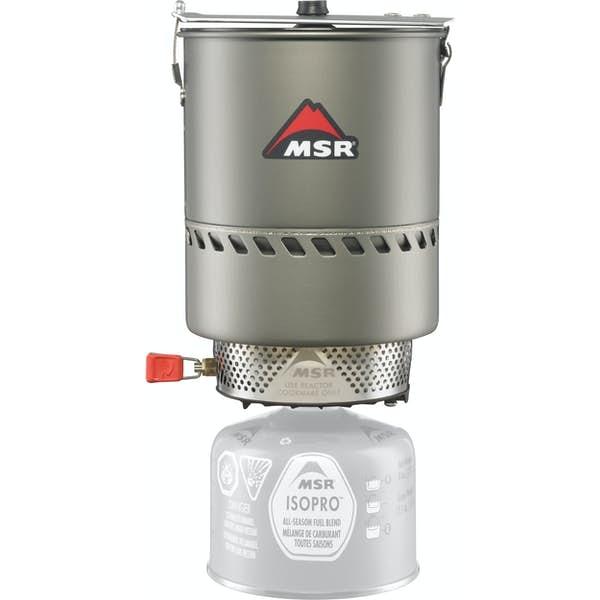 MSR Reactor StoveSystem