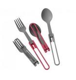 MSR  Utensil Set 4pc Spoon/Fork Set
