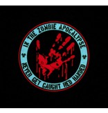 Tactical Innovations Canada PVC Patch -  Zombie Red Handed