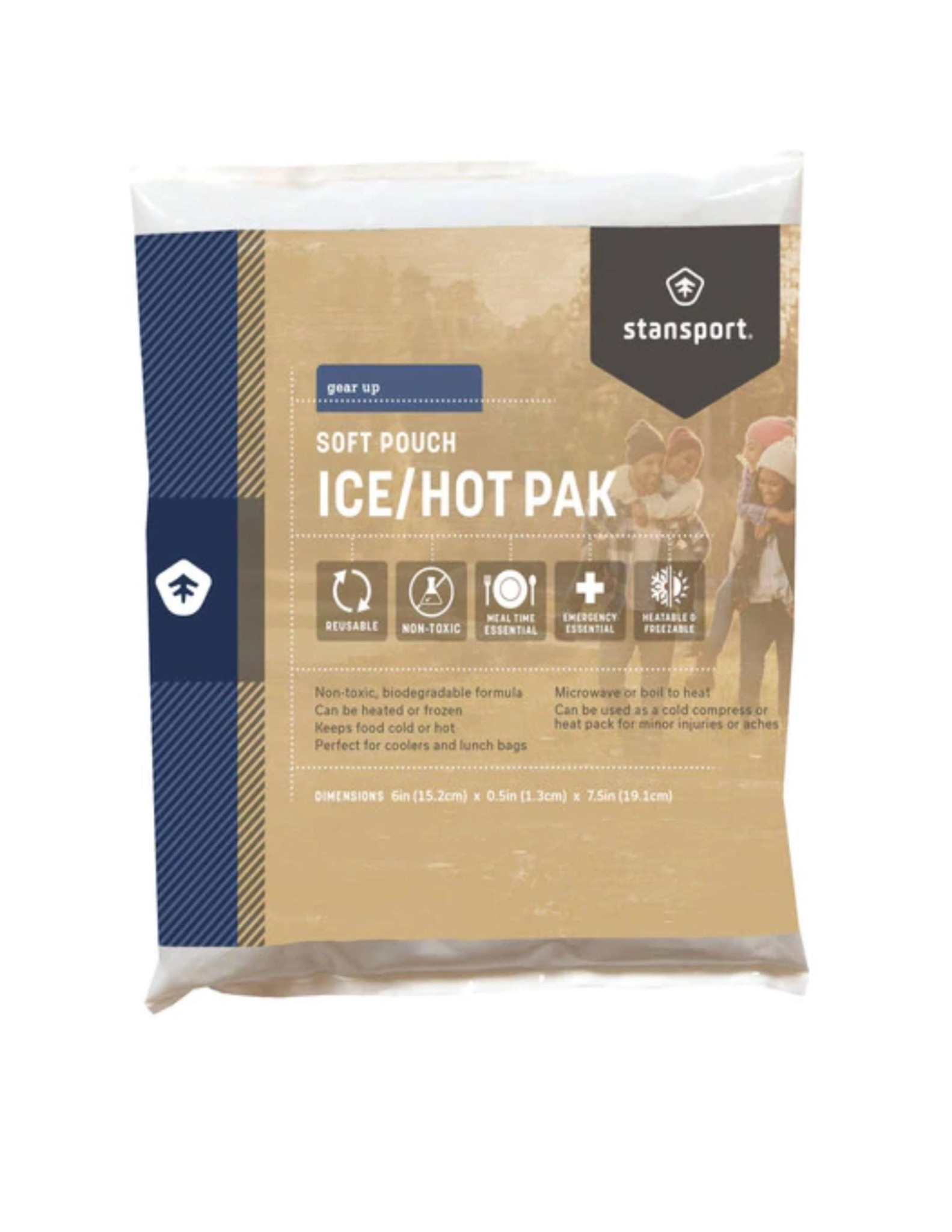 Stansport  Ice Packs - Ice and Hot Pak