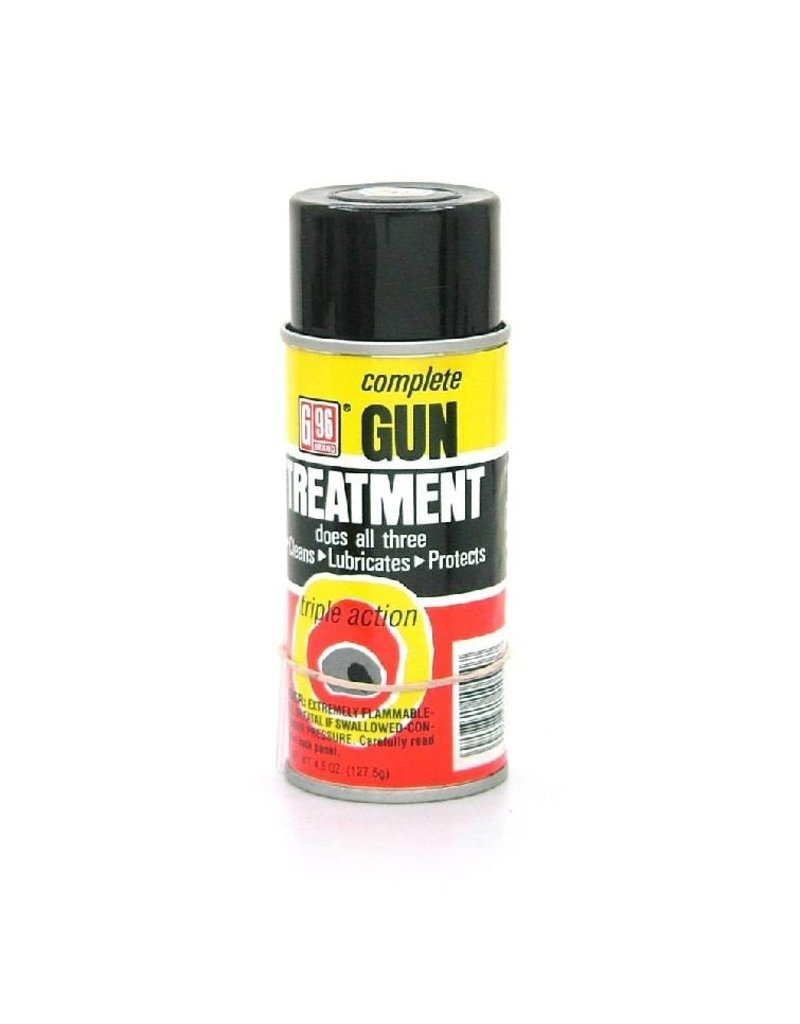 G96 Gun Treatment