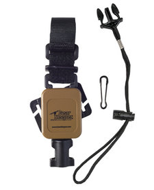 Low Tension Sidearm Tether Combo Mount Coyote