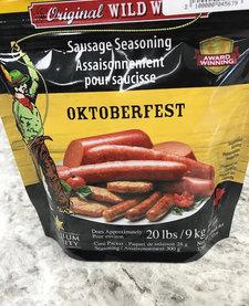 Oktoberfest Sausage Seasoning 328g