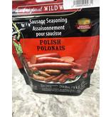 Wild West Seasonings  Polish Sausage Seasoning 298g