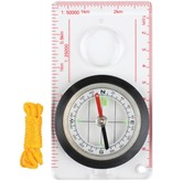 Stansport DELUXE MAP COMPASS - LIQUID FILLED
