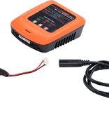iPower V.2 Universal LiPo/LiFe/NiMH 20W 2A Compact Battery Smart Charger