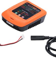 V.2 Universal LiPo/LiFe/NiMH 20W 2A Compact Battery Smart Charger