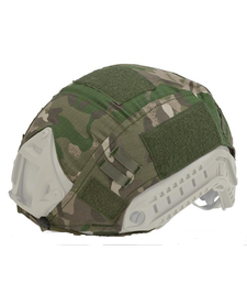 Tactical Helmet Cover for Bump Style Airsoft Helmets