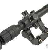 Matrix  Illuminated 4x24 PSO-1 Type Scope for Dragonov SVD Sniper Rifle