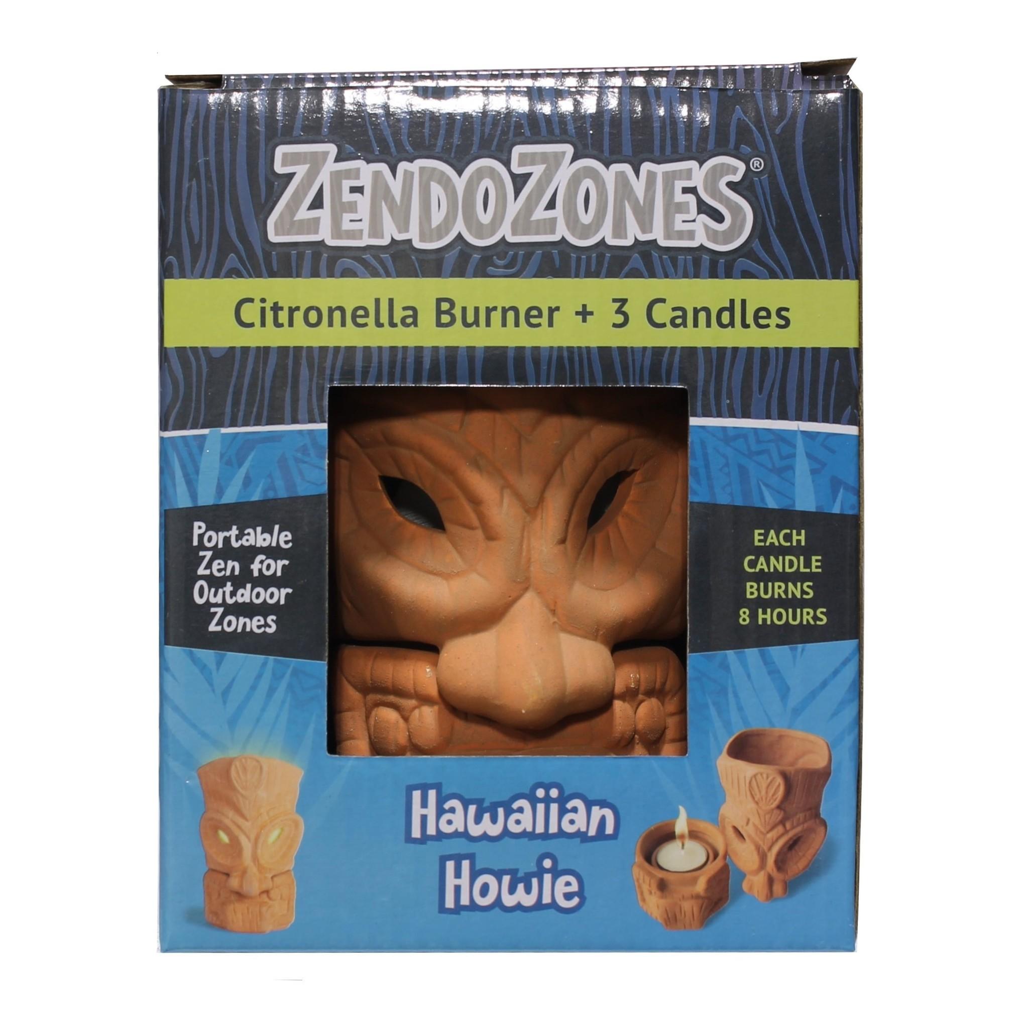 Zendozones Hawaiian Howie