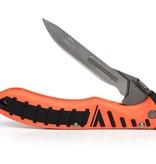 Havalon  Forge, Rubber Orange Handle