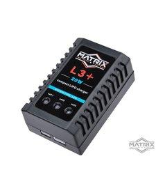 Lipo 3+ Compact 1-3 Cell LiPo/Li-Ion Smart Balance Charger