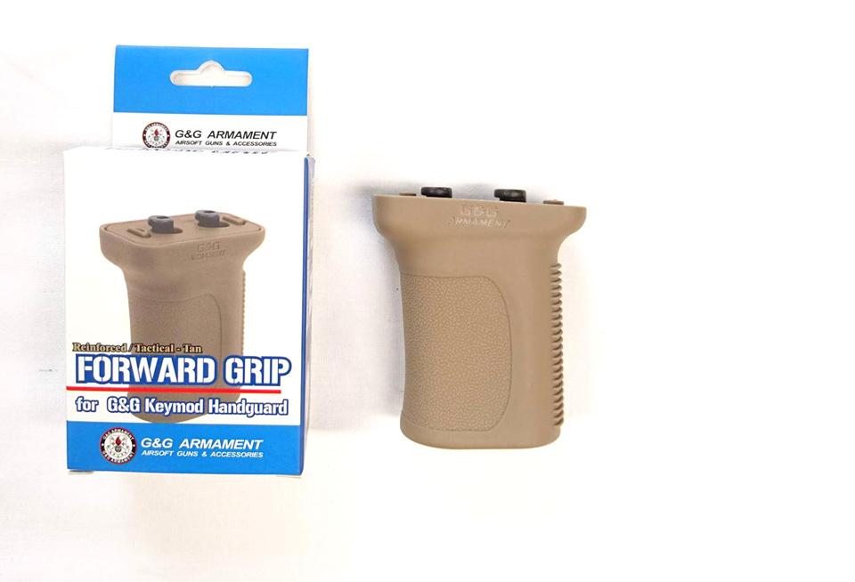 G&G Armament G&G Keymod Vertical Grip Tan