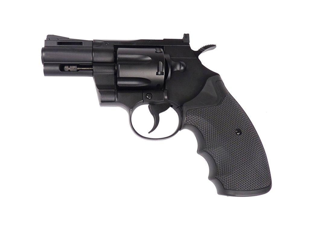 "KWC  Model 357 CO2 Revolver 2.5"""