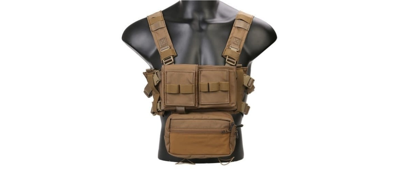 Emerson Tactical Copperhead MK3 Chest Rig