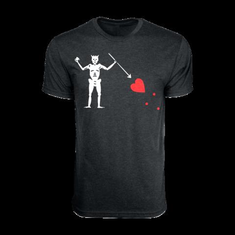 Black Rifle Coffee Company Blackbeard's Flag T-shirt