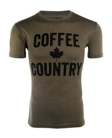 Coffee Country T-shirt