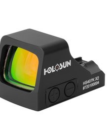 Compact Pistol Sized Red Dot Sight