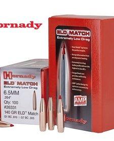 ELD Match Rifle Bullets 22 CAL  .224 75 Gr
