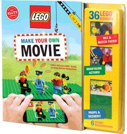 Klutz LEGO MYO Movie