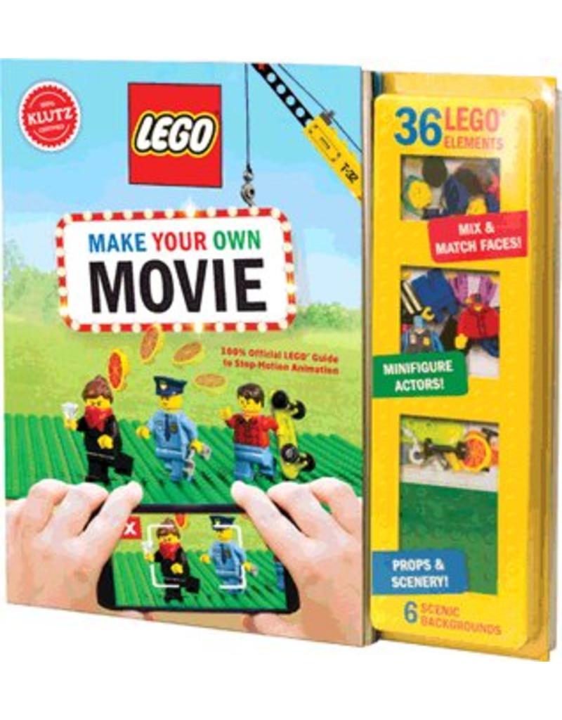 Klutz LEGO MYO Movie