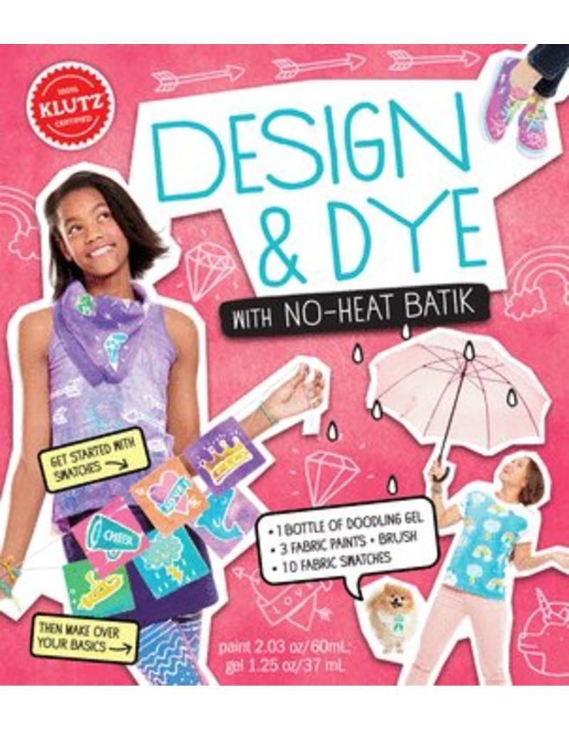 Klutz Design & Dye Batik