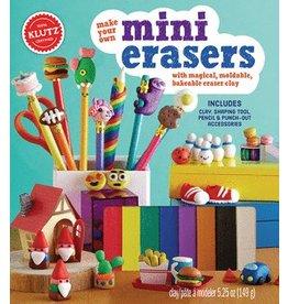 Klutz MYO Mini Erasers
