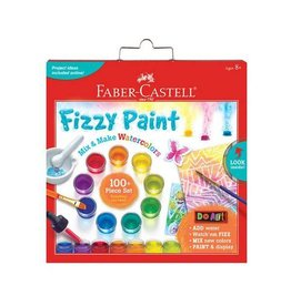 Faber-Castell Fizzy Paint Mix & Make Watercolor