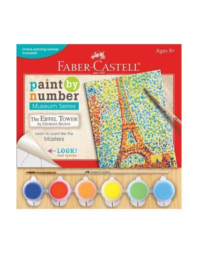 Faber Castel MuseumSeries PBN Eiffel Tower