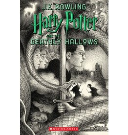 Scholastic Harry Potter & the Deathly Hallows
